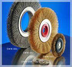 Wheel Brush RHK
