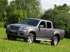 Car Mazda BT-50 Freestyle Cab 2.5 MT