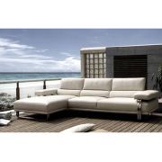 Merano Full Leather Sofa