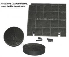 PC Activated Carbon filter