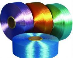 Nylon 6 Dty 70d/24f/2 Sd Dyed Yarn