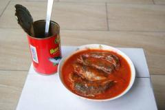 Sardine In Tomato Sauce 425g