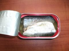 Sardine in Vegetable Oil 125g
