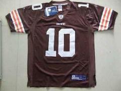 T-shirt NFL Browns QUINN Coffee Replica Jersey