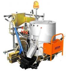 Manual heat fusing marking machine YL-306