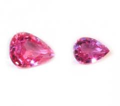 Loose Pink Sapphire