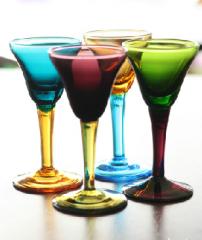 Goblet Glass Set
