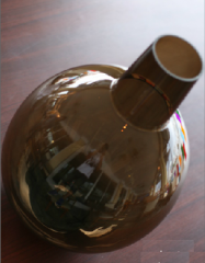 Glass vessel