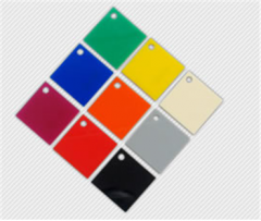 A plastic sheet acrylic (Acrylic Sheet)