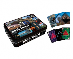 Series playing cards in metal boxes Music Legend