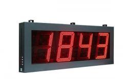 Digital clock ModelCK-1204
