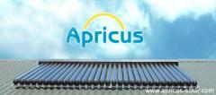 Apricus Solar Collector