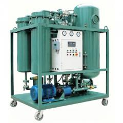Turbine lubricating oil recondition machine/filter
