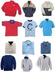 Promotional apparels