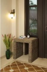 Natural Rattan Table 1