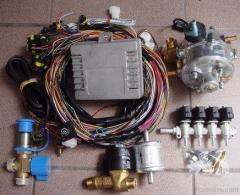 Cng Ddfi Conversion Kit For Diesel 4 Cylinder Engine