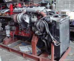 Hino K13c Turbo 360hp. Repowering Dedicated Cng Engine