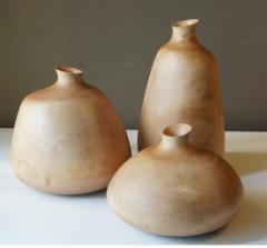 Wooden Vase Ex2517