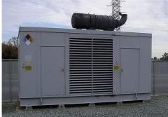Used CATERPILLAR 3512 Generation Set 1000 KW