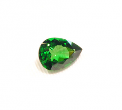 Pear Cut Tsavorite