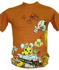 T-Shirt Graffiti 2