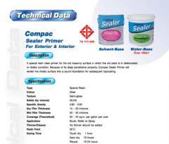 Compac Sealer Primer For Exterior &