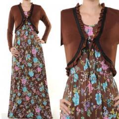 Maxi (Long Sleeves) dress 1574