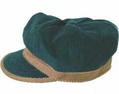 Pumpkin style Cap