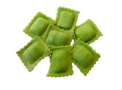 Ravioli Green Spinach & Ricotta Cheese