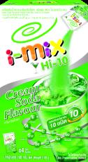 Hi-10 Cream Soda Flavoured Instant Drink Mix