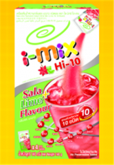 High Mix - The sweet smell of taking a drink of