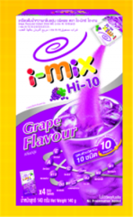 I - High Mix - The sweet smell of grape juice