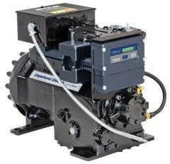 Semi-Hermetic – 1/4–60 HP reciprocating compressor