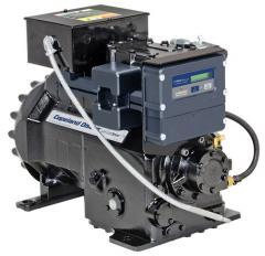 Semi-Hermetic – 1/4–60 HP reciprocating compressor