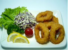 Breaded Squid (Ring)