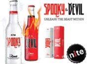 Alcoholic Beverage Spooky