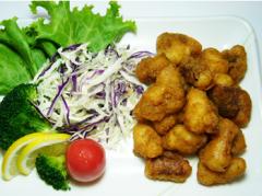 Karaage Squid