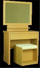 Dresser 80 cm. + stool