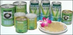 Canned Aloe Vera Juice
