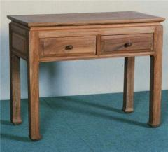 Console Table 2 drawers fw216