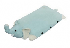 Elephant Latex Doll Pillow