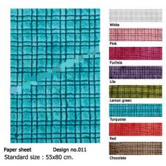 Handmade Saa paper sheet