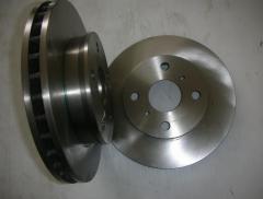 Disc Rotor Toyota Vigo OEM