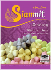 Delicate Baked Wheat Flour KliebLamDuan