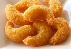 Pre-fried Breaded Popcorn Shrimp