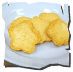 Tofu Fish Cake (flower shape)