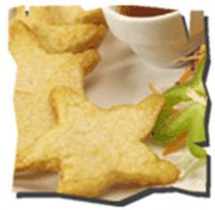 Tofu Fish Cake (star shape)