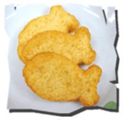 Tofu Fish Cake (fish shape)
