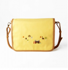 Fly Find Fly Handbag Compact (Yellow)