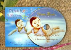 Greenmusic CD Album Mother care fairy Child